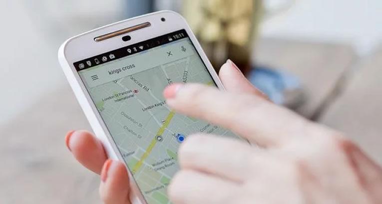 Se o recurso Buscar [dispositivo] estiver ativado no dispositivo perdido